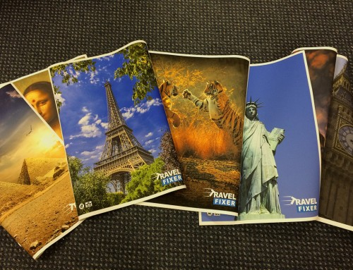 Travel Fixer Posters – stunning large format print