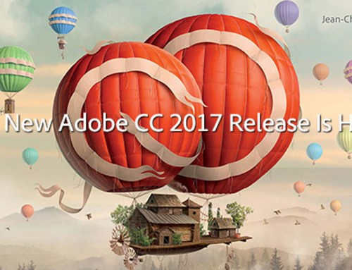 New release of Adobe CC 2017