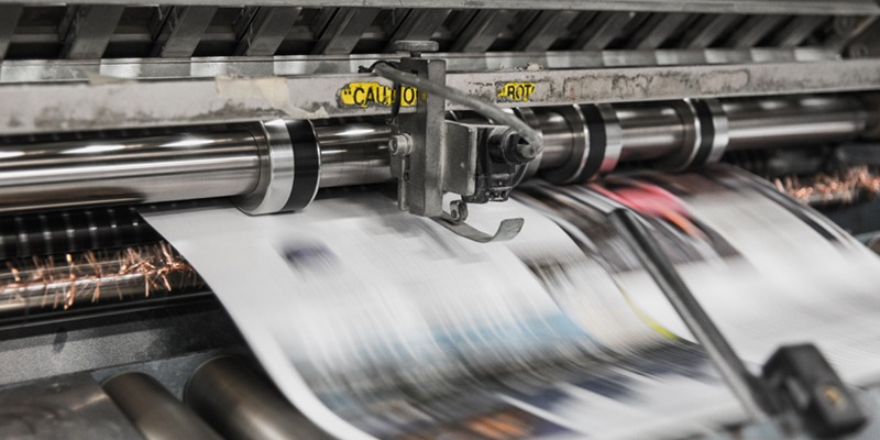what is the difference between Digital and Litho printing?
